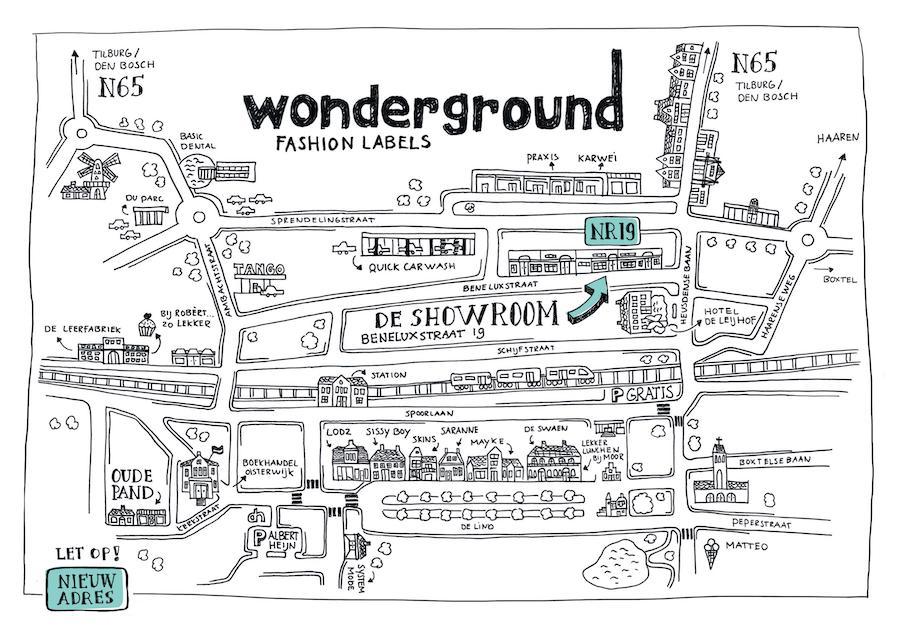 Wonderground - Beneluxstraat 19 Oisterwijk door Maartje Croon
