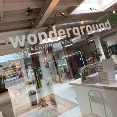 Wonderground Fashion Labels showroom Maartje Croon