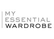 Logo My Essential Wardrobe - Wonderground fashion labels