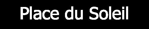 Logo Place du Soleil
